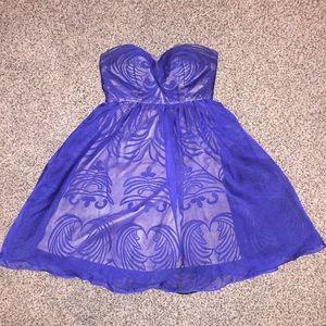 Minuet Empire Waist Dress
